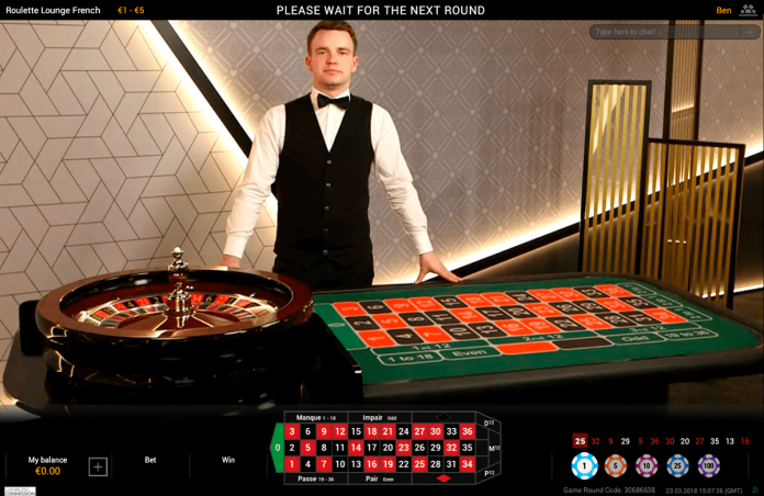 PLAYTECH'S VIDEO ROULETTE