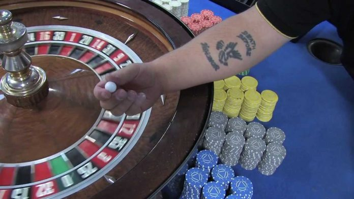 roulette cheating